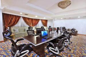Casablanca Hotel Jeddah, Hotels  Dschidda - big - 38