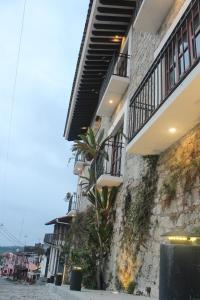 Hotel Boutique La Casona de Don Porfirio, Hotels  Jonotla - big - 73