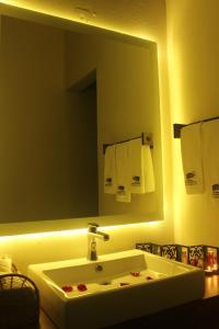 Hotel Boutique La Casona de Don Porfirio, Hotels  Jonotla - big - 20