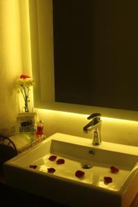 Hotel Boutique La Casona de Don Porfirio, Hotels  Jonotla - big - 46
