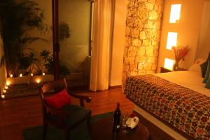 Hotel Boutique La Casona de Don Porfirio, Hotely  Jonotla - big - 107