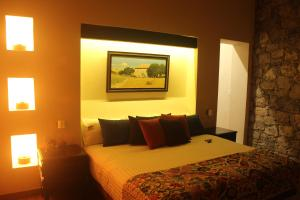 Hotel Boutique La Casona de Don Porfirio, Hotely  Jonotla - big - 110