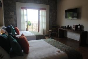 Hotel Boutique La Casona de Don Porfirio, Hotels  Jonotla - big - 110