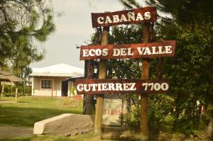 Ecos del Valle, Chaty  San Rafael - big - 33