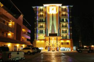 Siam Platinum Pattaya hotel - Tha Yang