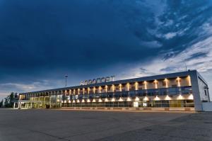 HAILEY airport hotel Begishevo - Nizhniy Suyk-Su