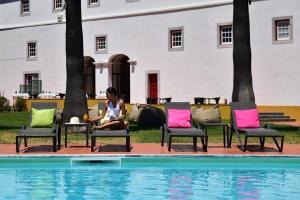Pousada Convento de Beja, Hotel  Beja - big - 43