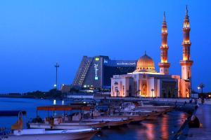 Radisson Blu Resort, Sharjah, Resorts  Schardscha - big - 43