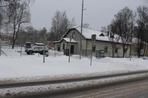 Latvijas Sarkanā Krusta viesnīca - Kārsava