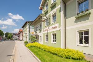 Das Grüne Hotel zur Post - 100 % BIO, Отели  Зальцбург - big - 98