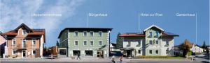 Das Grüne Hotel zur Post - 100 % BIO, Отели  Зальцбург - big - 105