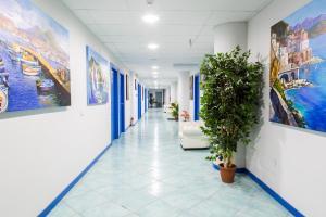 Hotel Centro Congressi Polo Nautico, Szállodák  Salerno - big - 68