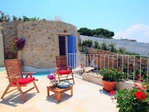 Holiday home Trullo Fiore Di Mare, Nyaralók  Trani - big - 12
