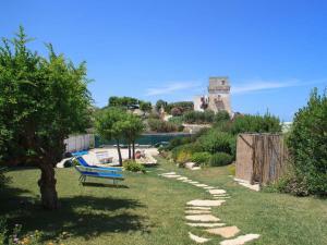 Holiday home Trullo Fiore Di Mare, Ferienhäuser  Trani - big - 16