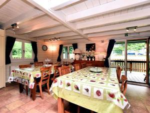 Holiday home La Coccinelle, Nyaralók  Barvaux - big - 6