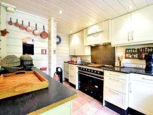 Holiday home La Coccinelle, Nyaralók  Barvaux - big - 8