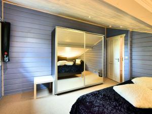 Holiday home La Coccinelle, Ferienhäuser  Barvaux - big - 13