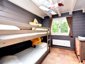 Holiday home La Coccinelle, Nyaralók  Barvaux - big - 16