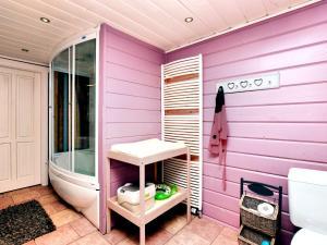 Holiday home La Coccinelle, Ferienhäuser  Barvaux - big - 22
