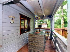 Holiday home La Coccinelle, Nyaralók  Barvaux - big - 30