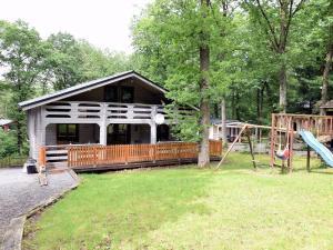 Holiday home La Coccinelle, Nyaralók  Barvaux - big - 33