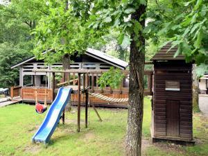 Holiday home La Coccinelle, Nyaralók  Barvaux - big - 36