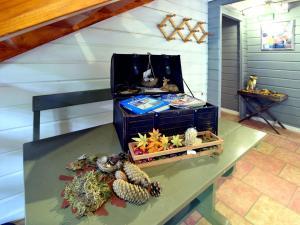Holiday home La Coccinelle, Ferienhäuser  Barvaux - big - 39