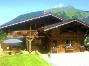 Holiday home Chalet Guytaune - Montriond
