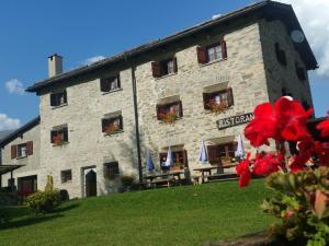 Dormitorio Selva Poschiavo - La Rösa