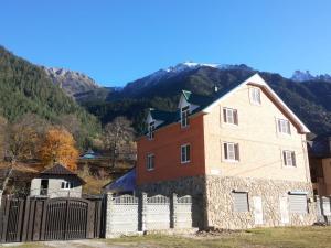 Guest House Teberda - Nizhnyaya Teberda