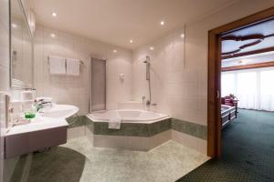 Hotel Winterbauer, Hotels  Flachau - big - 44