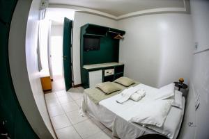 Hotel Pousada da Mangueira, Гостевые дома  Сальвадор - big - 12