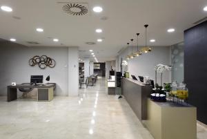Exe Zaragoza WTC, Hotels  Saragossa - big - 8