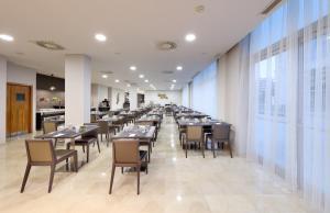 Exe Zaragoza WTC, Hotels  Saragossa - big - 23