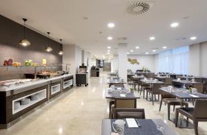 Exe Zaragoza WTC, Hotels  Saragossa - big - 21