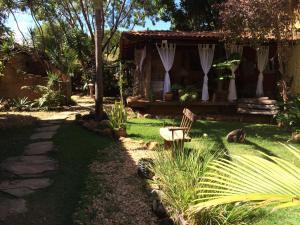 Pousada Bambu Brasil - São Jorge