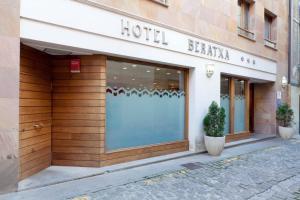 Hotel Beratxa - Sansoáin