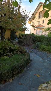 Swiss Borzoi House, Bed and Breakfasts  Bellerive - big - 40