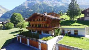 Apartment Tatjana Victoria 5.5 - GriwaRent AG - Grindelwald