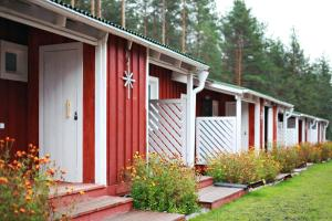 База отдыха Шишки на Лампушке - Финская Калевала