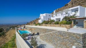 Halcyon Villas Naxos, Hotel  Naxos Chora - big - 11