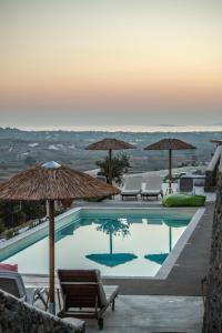 Halcyon Villas Naxos, Hotel  Naxos Chora - big - 94