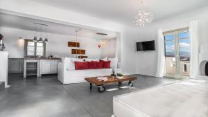 Halcyon Villas Naxos, Hotel  Naxos Chora - big - 16