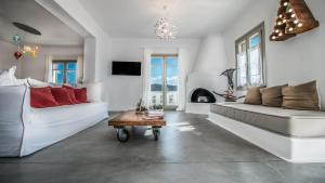Halcyon Villas Naxos, Hotel  Naxos Chora - big - 2