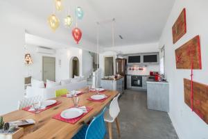 Halcyon Villas Naxos, Hotel  Naxos Chora - big - 17