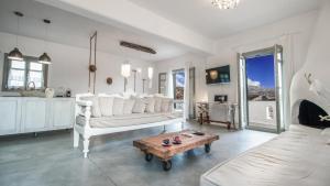 Halcyon Villas Naxos, Hotel  Naxos Chora - big - 3