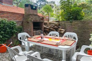 Cabañas Gonzalez, Lodge  Villa Gesell - big - 10