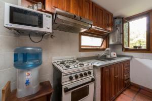 Cabañas Gonzalez, Lodge  Villa Gesell - big - 18