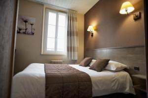 Brit Hotel Le Surcouf, Szállodák  Saint Malo - big - 41