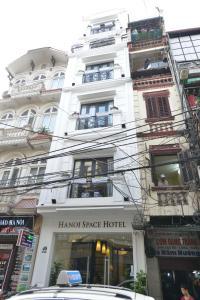 Hanoi Space Hotel, Отели  Ханой - big - 38